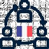 السلطات المحلية الفرنسية الشريكة