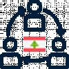 المدن اللبنانية المستفيدة