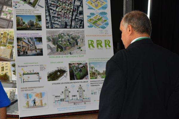 Formation en Génie Urbain de la ville durable au Liban
