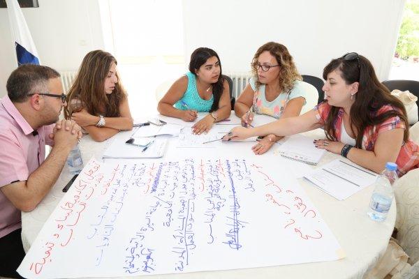 Renforcement des capacités des municipalités libanaises et de formation dans le domaine du développement local
