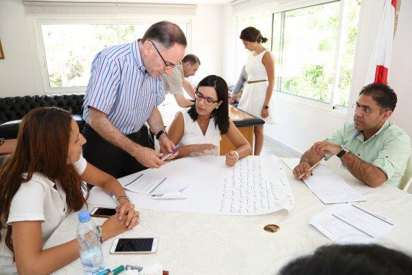 Appui aux municipalités libanaises dans le domaine de la formation des acteurs publics locaux