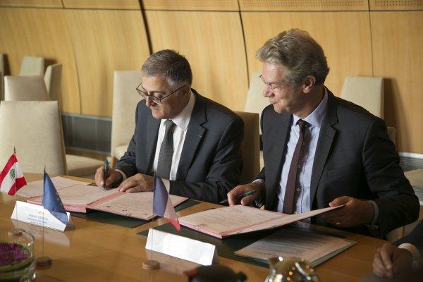 Soutien au développement et renforcement des partenariats entre collectivités françaises et libanaises