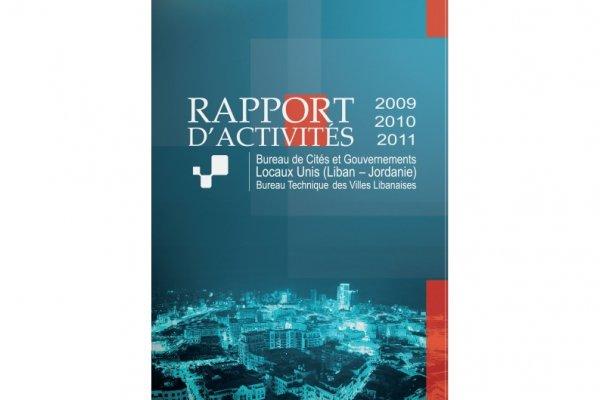Rapport d'activités 2009 - 2011