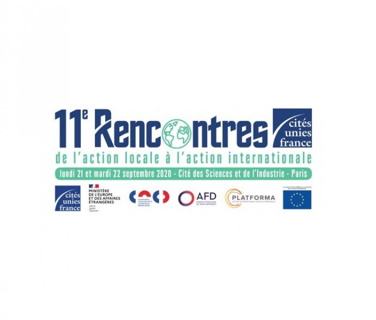 Les Rencontres de l'action internationale des collectivités territoriales