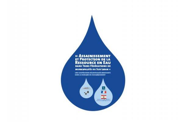 Assainissement et protection de la ressources en eau dans trois fédérations de municipalités du Sud-Liban