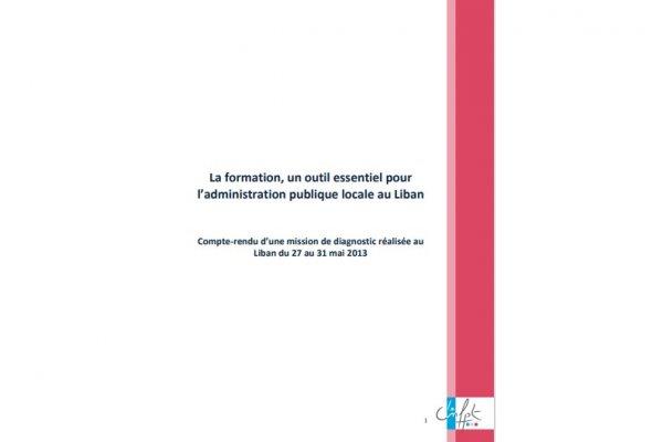 La formation, un outil essentiel pour l'administration publique locale au Liban