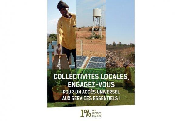 Collectivités locales, engagez-vous pour un acces universel aux services essentiels !