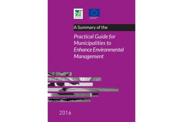 Guide pratique à l'intention des municipalités pour améliorer la gestion de l'environnement