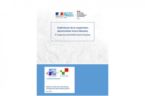 Vadémécum de la coopération décentralisée franco-libanaise